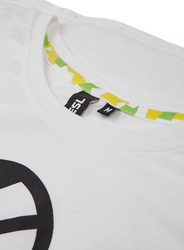 ESL Classic T-shirt White 2