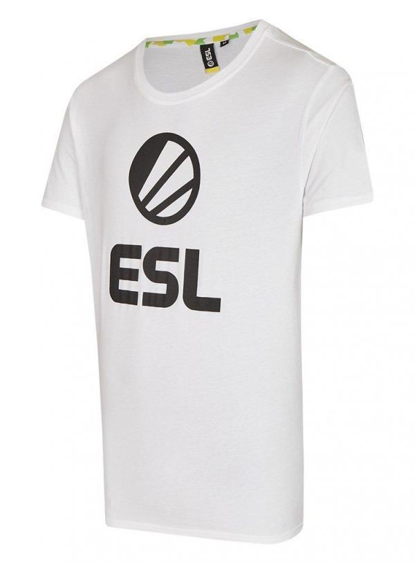 ESL Classic T-shirt White 1