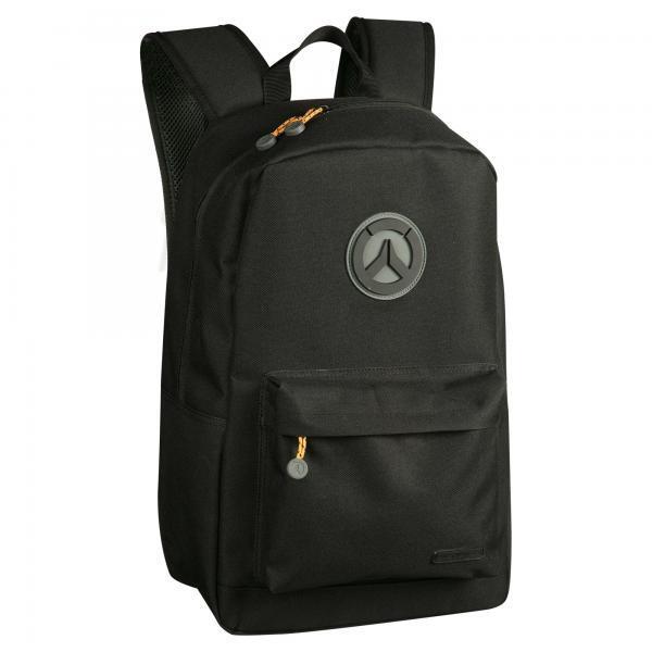 Overwatch Blackout hátizsák fekete