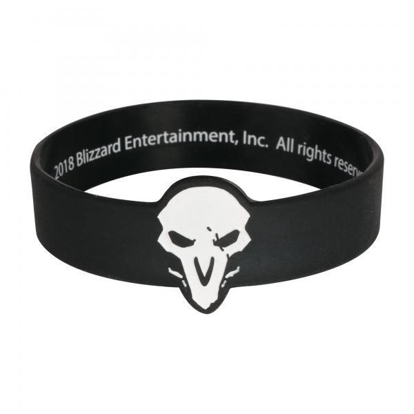 Overwatch Reaper gumi karkötő