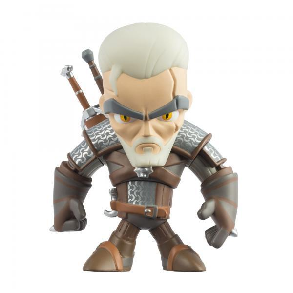 The Witcher 3 Geralt of Rivia 6″ Vinyl figura