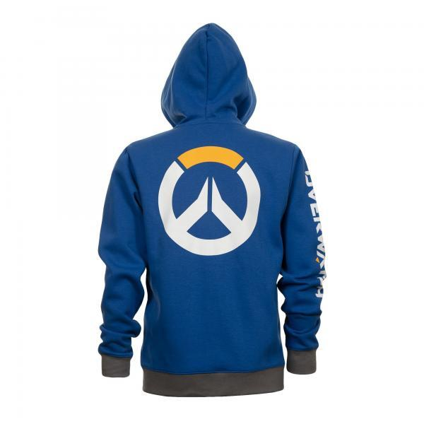 Overwatch Ultimate Watchpoint cipzáros Hoodie 1