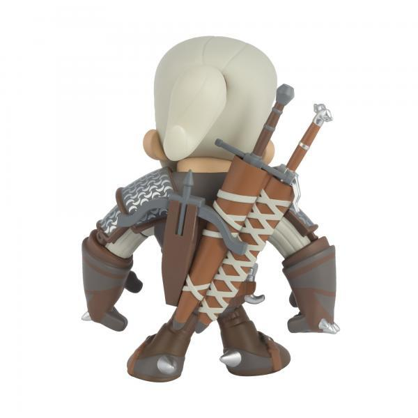 The Witcher 3 Geralt of Rivia 6″ Vinyl figura 1