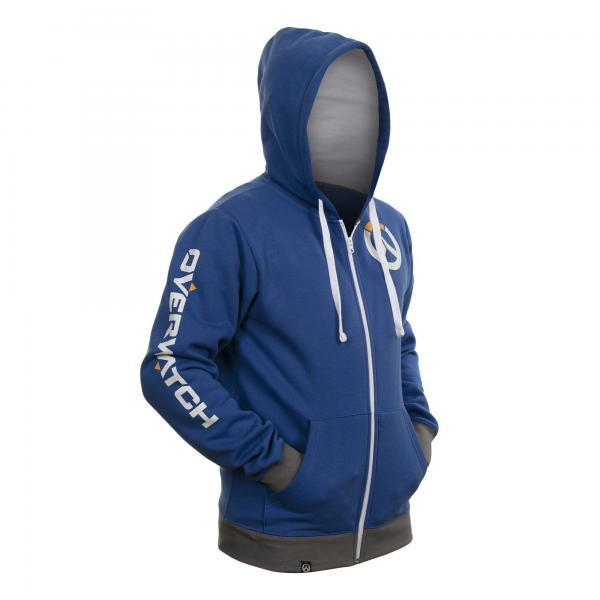 Overwatch Ultimate Watchpoint cipzáros Hoodie 2