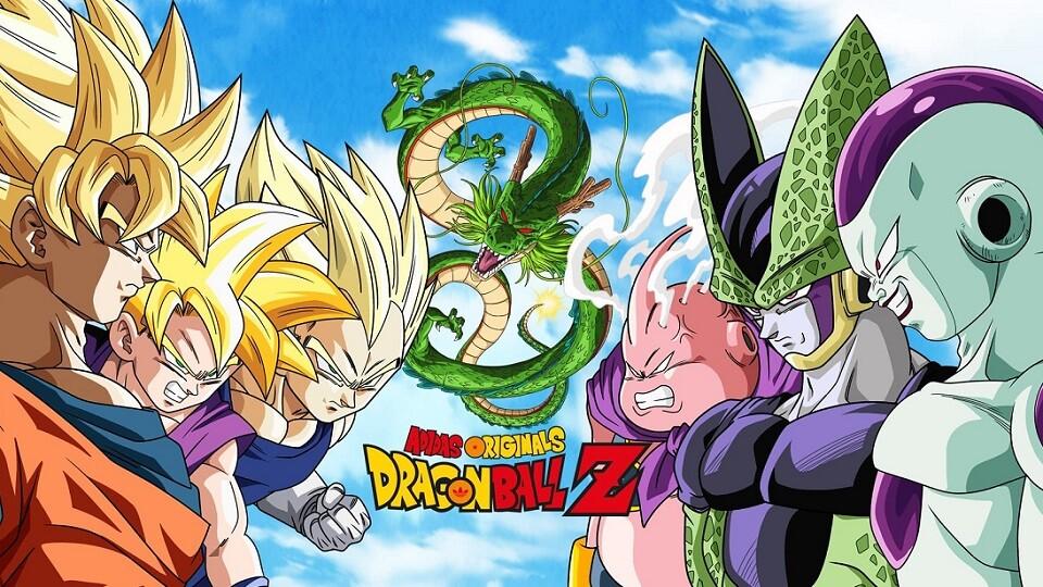 Dragon Ball Z anime