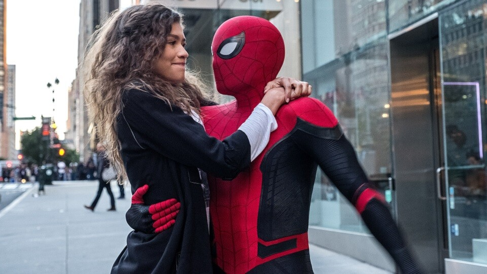 MJ - Spider Man Far From Home
