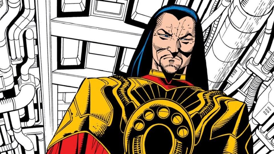 The Mandarin Marvel Comics
