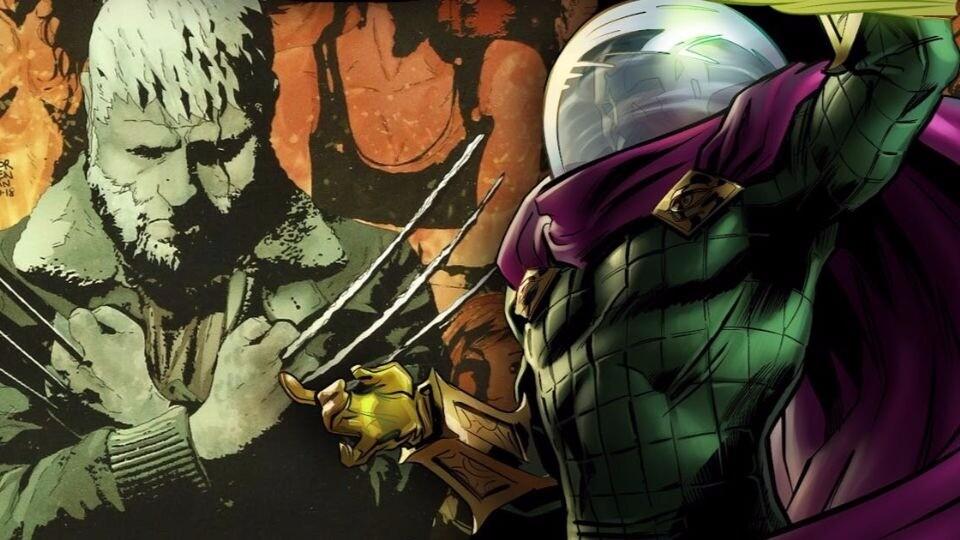 Logan & Mysterio