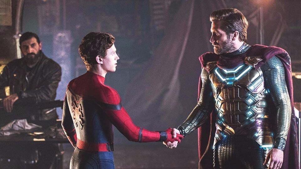 Pókember & Mysterio