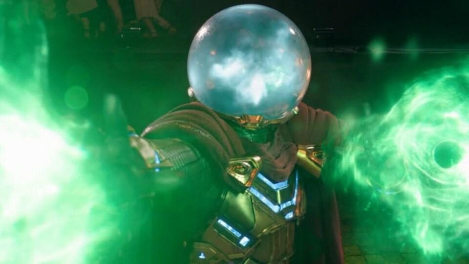 Mysterio powers