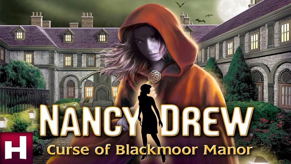 Nancy Drew Curse of Blackmoor Manor