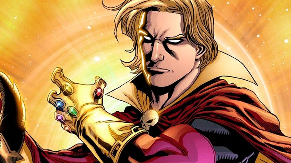 Adam Warlock - Infinity Glove