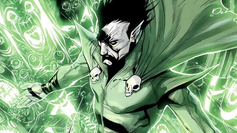 Nightmare Doctor Strange