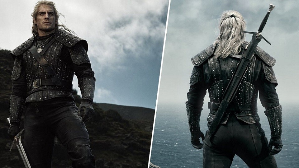Henry Cavill Witcher