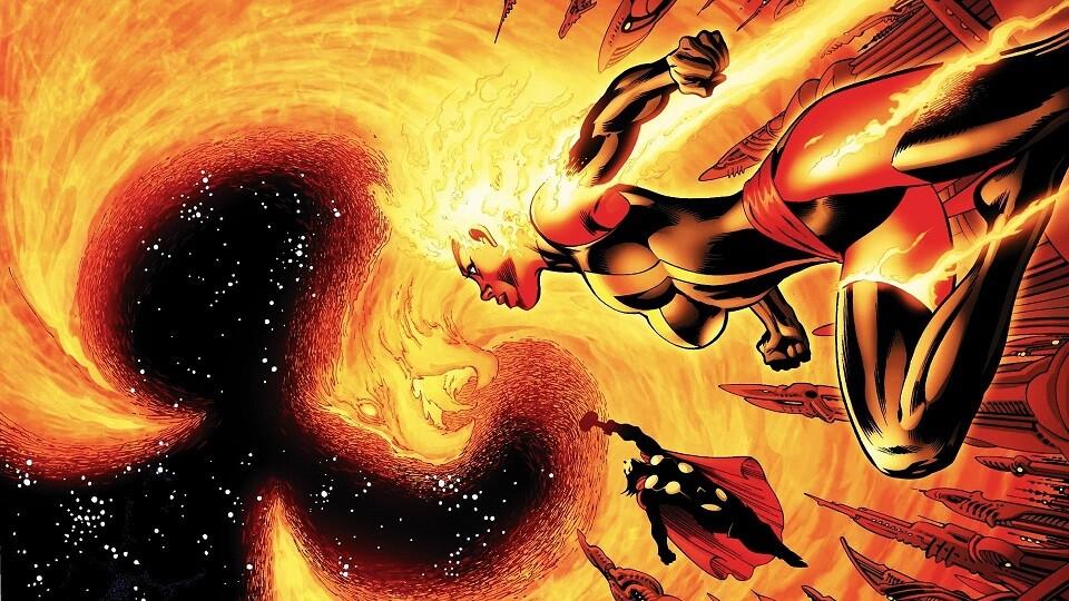 Dark Phoenix Thor