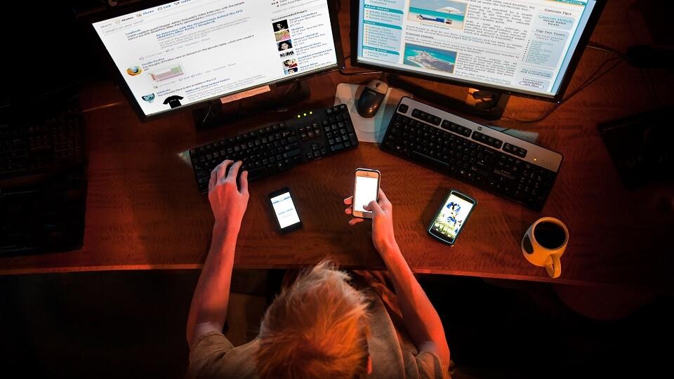 Using multiple phones