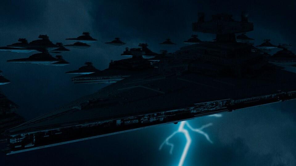 Force Storm Star Wars