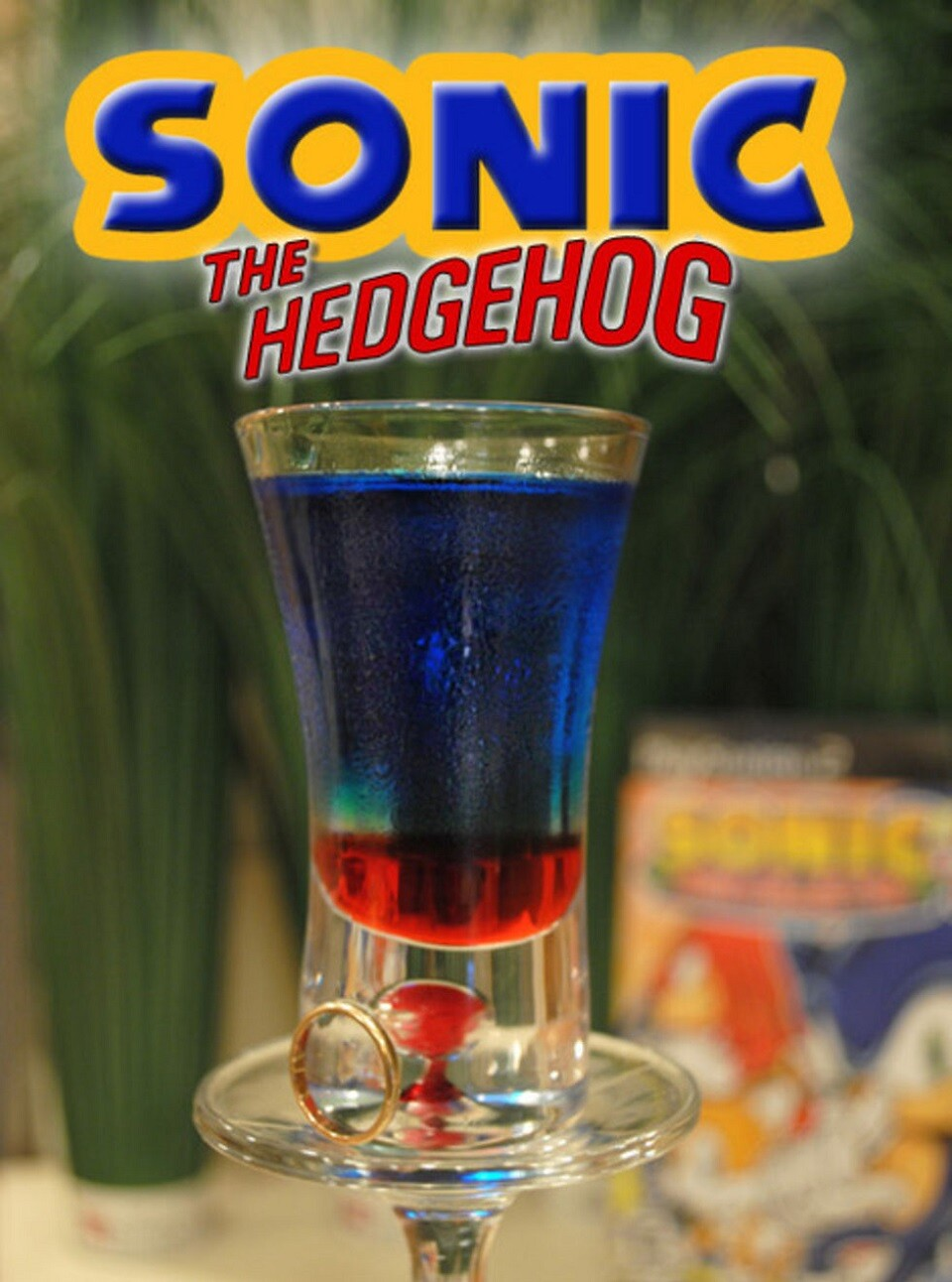 Sonic cocktail