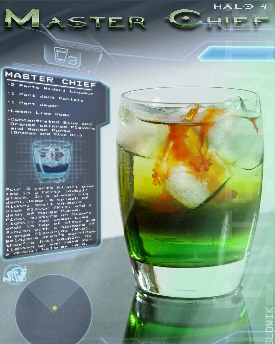 halo cocktail