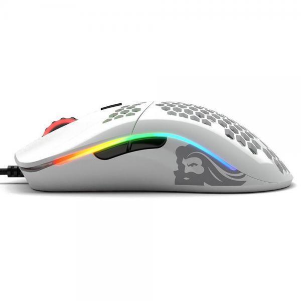 Glorious PC Gaming Race Model O Fényes fehér 3