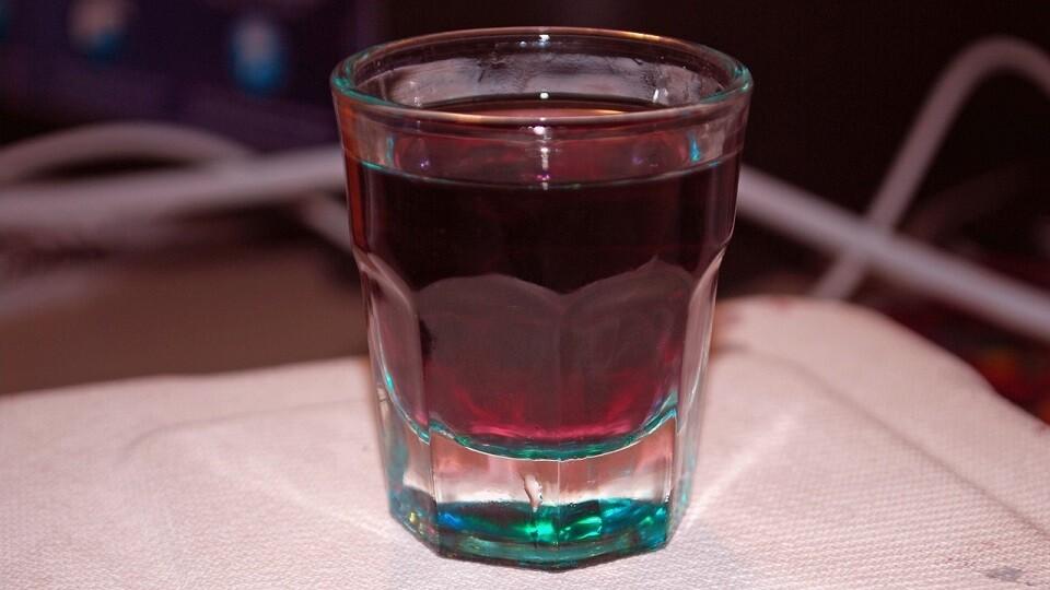 Spyro cocktail
