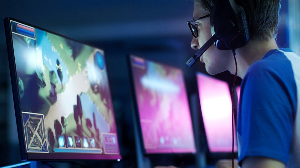 gamer streaming