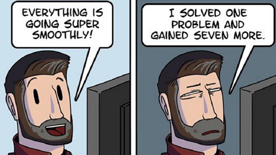 game programmer problems
