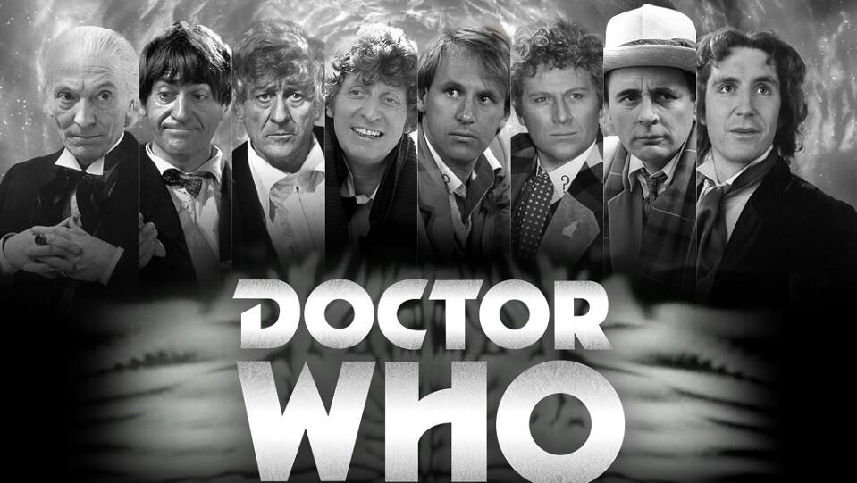 Original 8 doctors - Doctor who