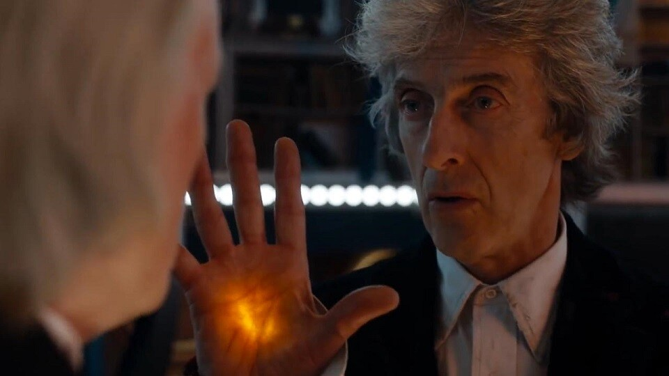 Peter Capaldi Christmas Special