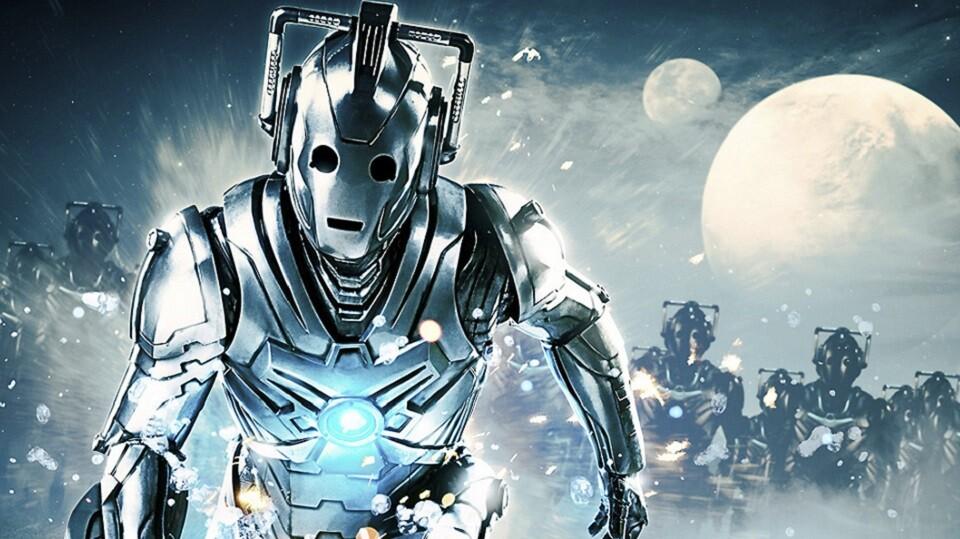 Cyberman- Doctor who