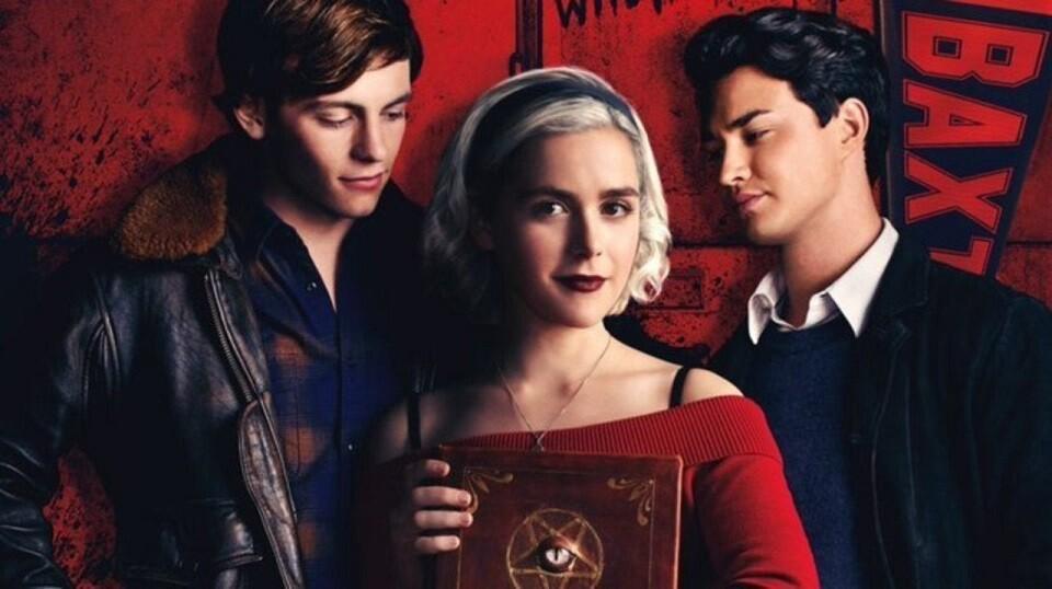 Harvey, Sabrina, Nick