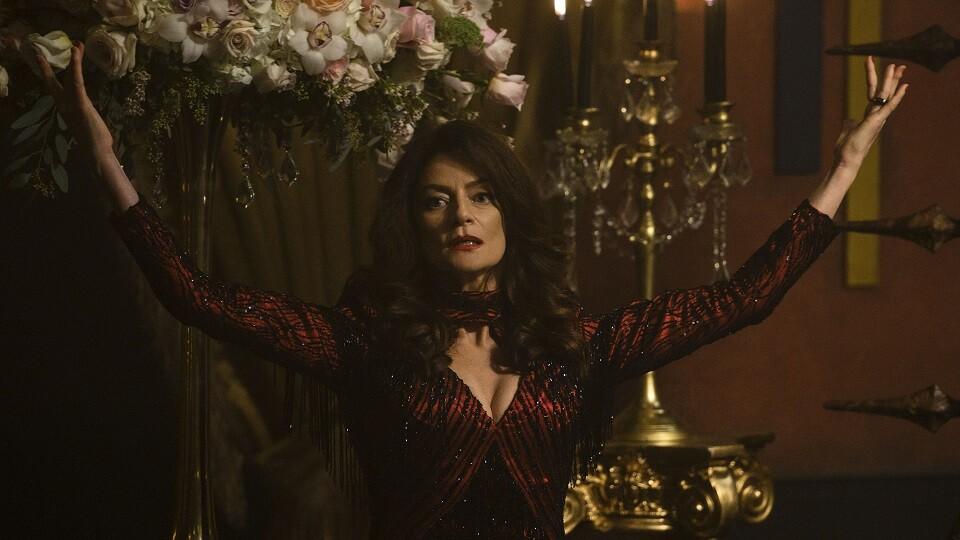 Michelle Gomez - Sabrina
